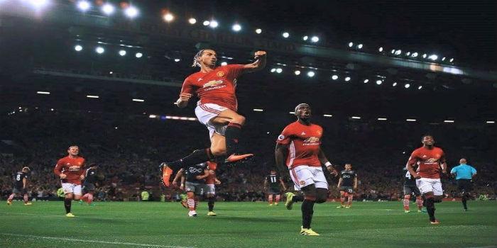 «Манчестер Юнайтед» обыграл «Халл Сити» впервом полуфинале Кубка лиги