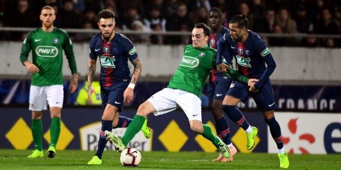 ПСЖ отдал сопернику призовые за победу в Кубке Франции