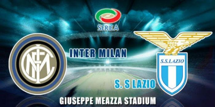 Дубль Икарди принес «Интеру» победу над «Лацио» вчемпионате Италии пофутболу