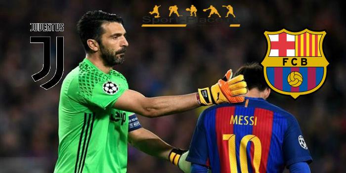 «Ювентус» и«Барселона» сыграли вничью