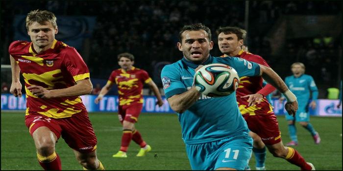 Матч «Зенита» с«Арсеналом» будет последним в20-м туре РФПЛ