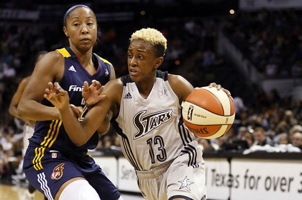 abl goes one on one with wnba